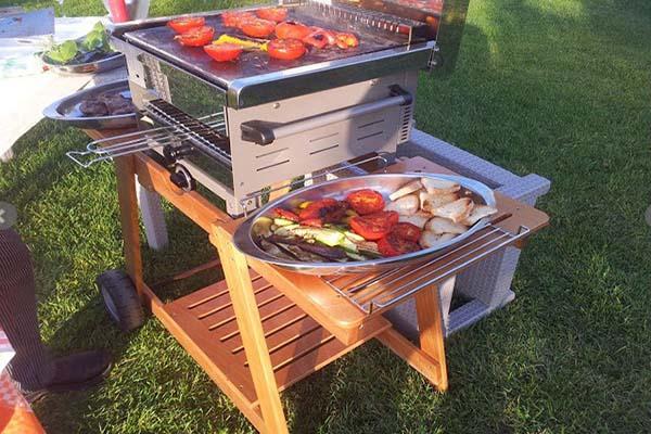 Barbecue Ecocooker versione garden