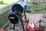 Barbecue-forno:Uso compatibile con il contesto urbano