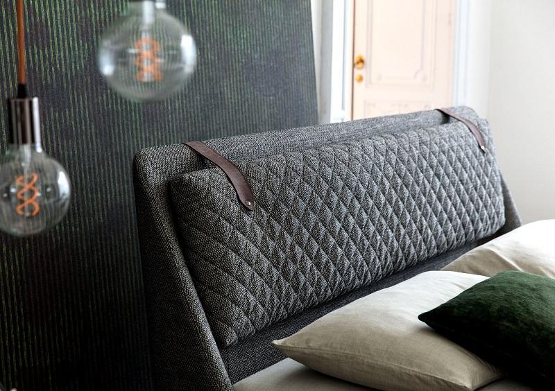 I mille vantaggi di un letto a testata imbottita