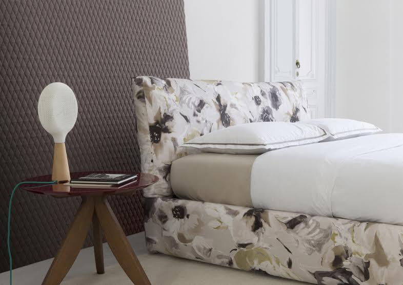 I mille vantaggi di un letto a testata imbottita, morbida ed elastica