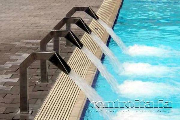 Fontane piscina Centroitalia