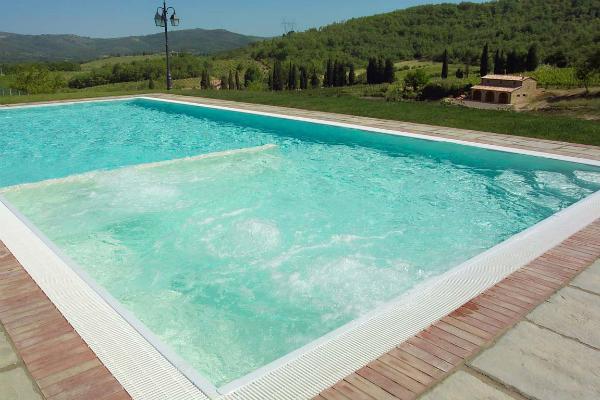 Geyser idromassaggio Piscine Castiglione