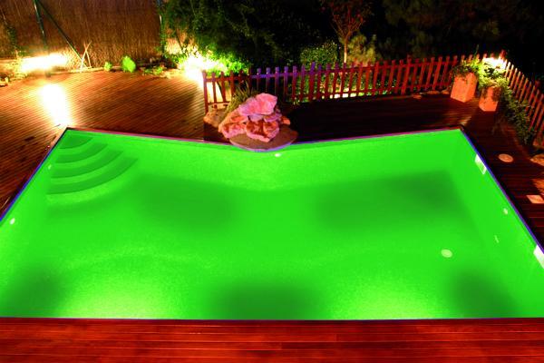 Luci colorate per piscina di AstraPool