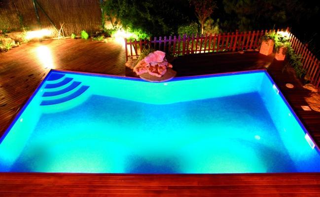 Luci piscine Solaris
