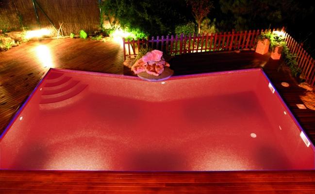 Luci per piscine Solaris