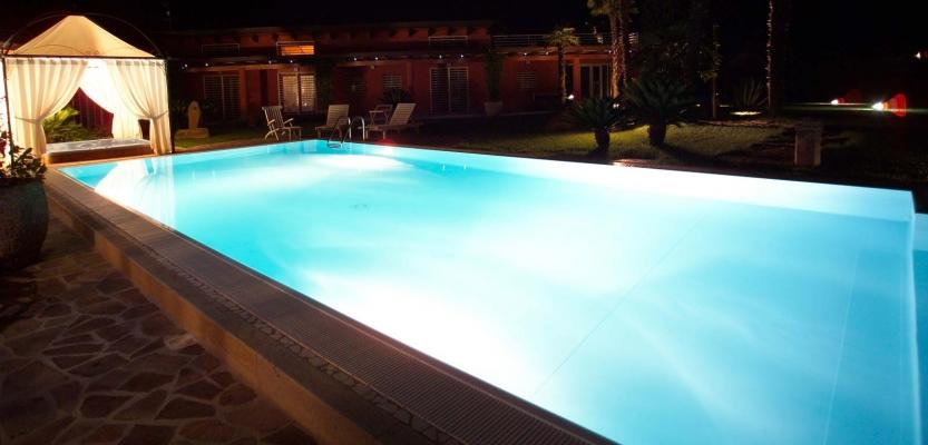 Fari piscina subaquei di Castiglione