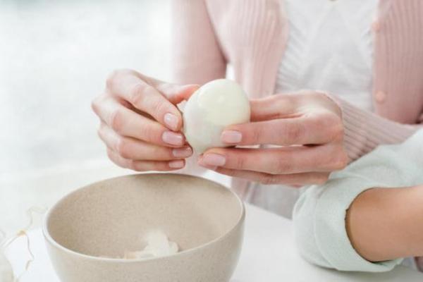 Gusci di uova per concimare l'orto e le piante