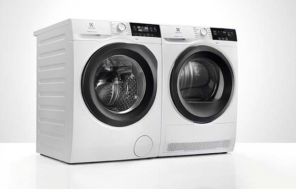 Lavatrice e asciugatrice Perfect Care di Elettrolux