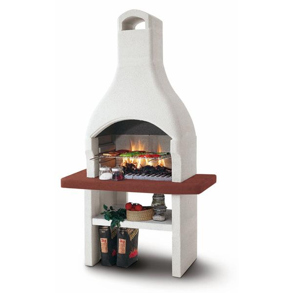 Barbecue OSLO di Palazzetti su BRICOFER ITALIA S.P.A.