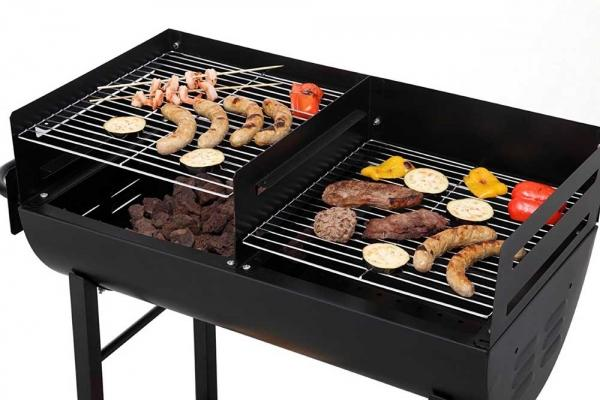 Barbecue da balcone Tepro su Amazon