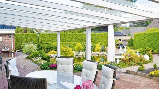 Verande, pergolati, coperture e gazebi in alluminio e vetro