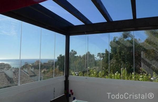 Coperture in vetro per terrazzi, by VI.BE.VETRI