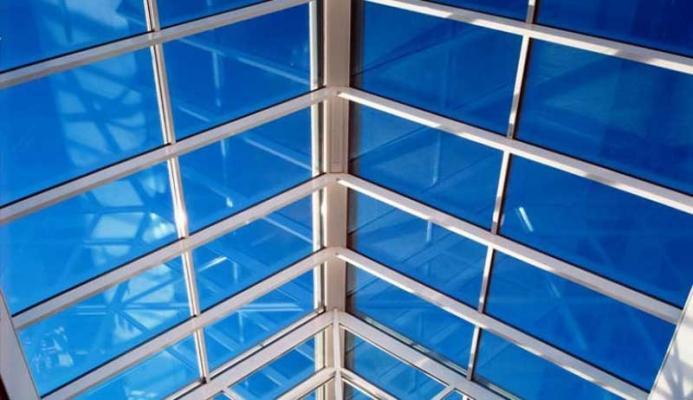 Strutture in alluminio e vetro di ZANETTI