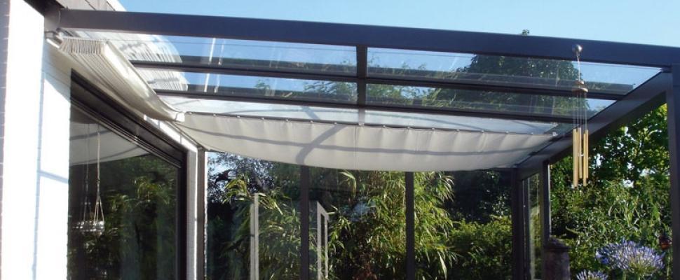 Pergolati in vetro di SERREGIARDINI e verande trasparenti