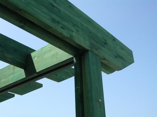 Impregnante per legno esterno Lignum Hydromil