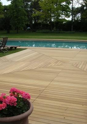 Trattamento legno per esterno