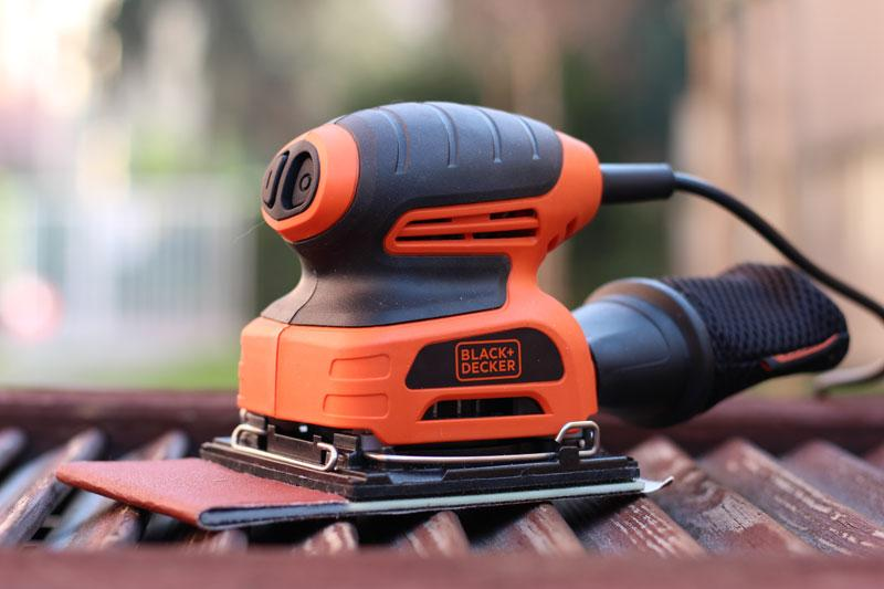 Levigatrice per legno, by BLACK+DECKER