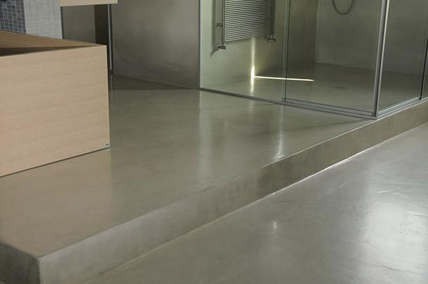 Ristrutturare casa rivestire il pavimento - Bagno senza rivestimento ...