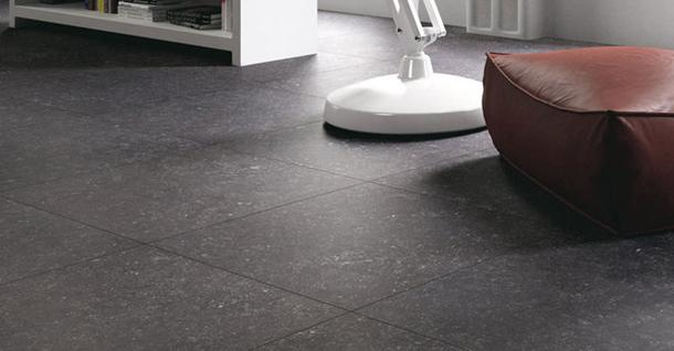 Piastrelle gres porcellanato Kerlite su pavimento già esistente