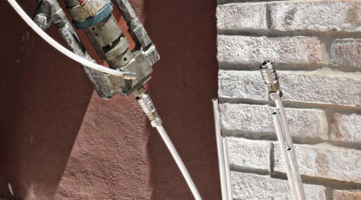 Problemi fondazioni casa e rimedi GEOSEC