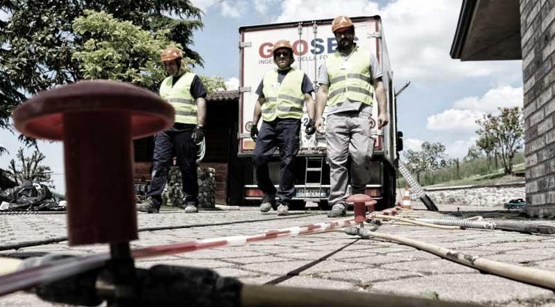 Rinforzo fondazioni muratura con soluzioni GEOSEC