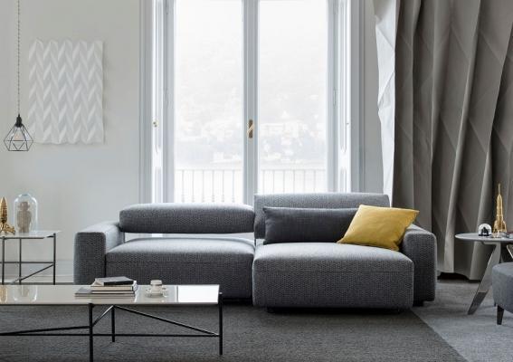 Come disporre il divano - Divano in alcantara ...