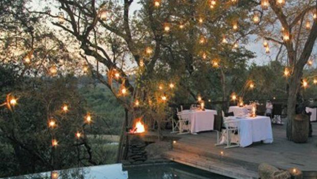 Festa in giardino:  come allestire lo spazio esterno