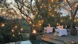 Allestire il giardino per una festa all'aperto
