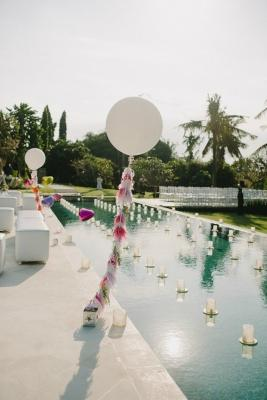 Pool party di Chic Neverland