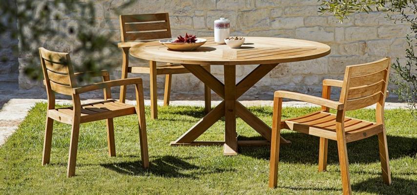 Tavolo giardino Ambra di Ethimo