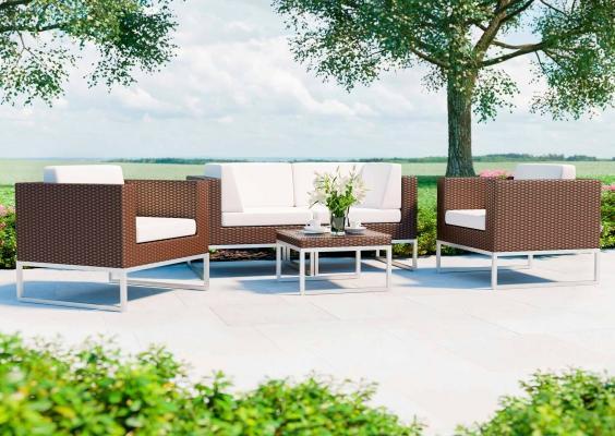 Tavolo giardino Alivera di Artelia