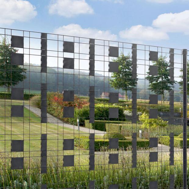 Pannelli recinzione linea Zenturo di Betafence