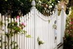 Steccato ondulato