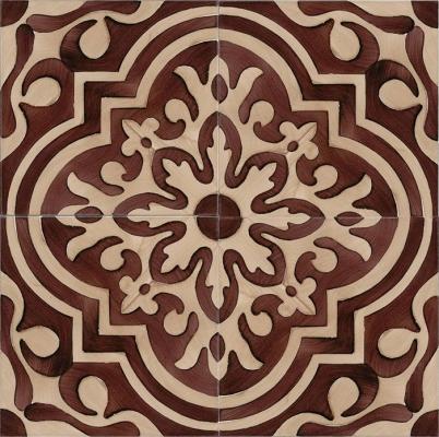 Piastrelle di maiolica Napoli Vintage del Consorzio Vietri Ceramic Group