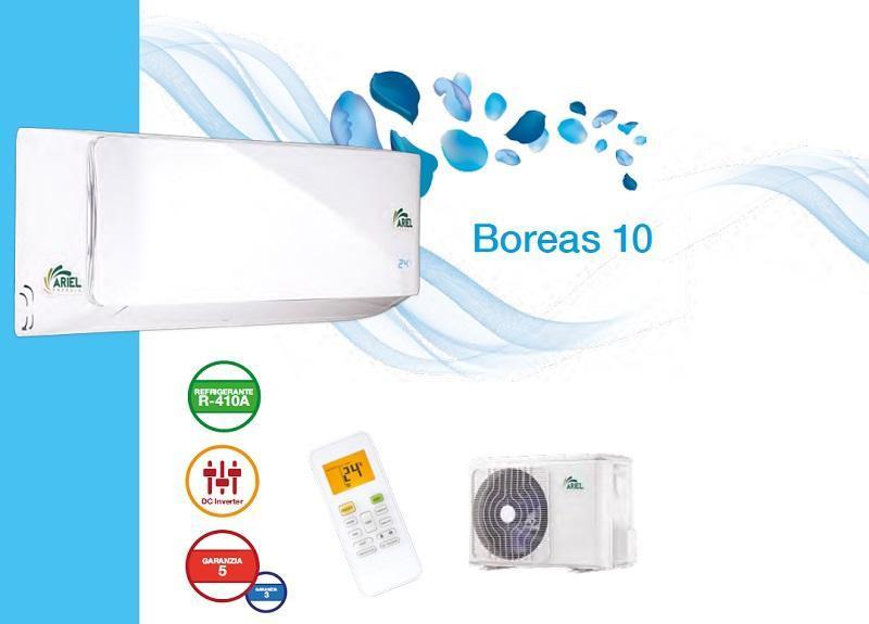 Condizionatore modello Boreas Ariel energia