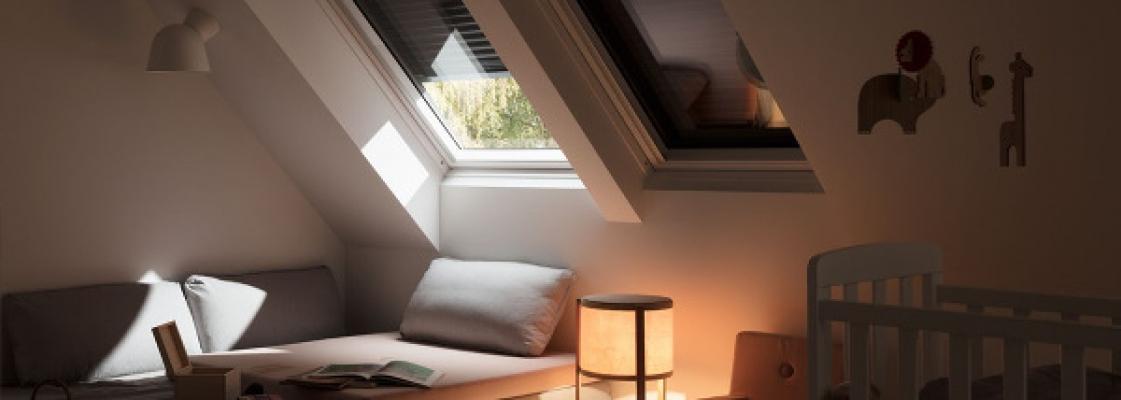 Velux finestre sottotetti