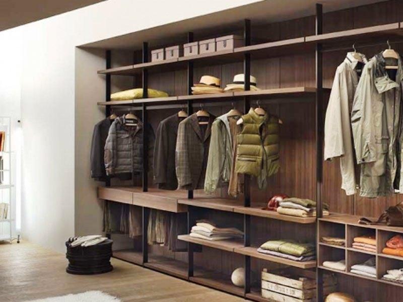 Foto cabine armadio nella zona notte - Cabine armadio online ...