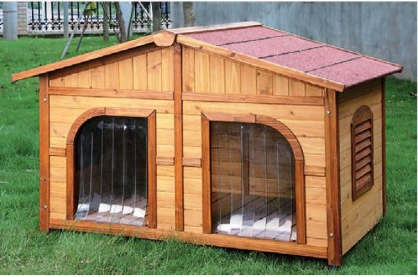 Costruire una cuccia per cani fai da te for Recinto cani fai da te