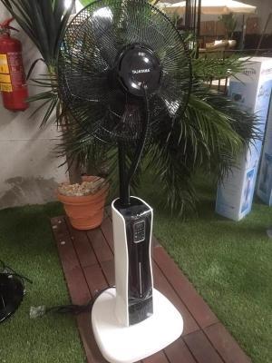 Ventilatore con nebulizzatore da esterno Tajayama