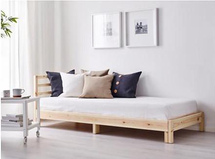 Arredare la mansarda con i letti Ikea