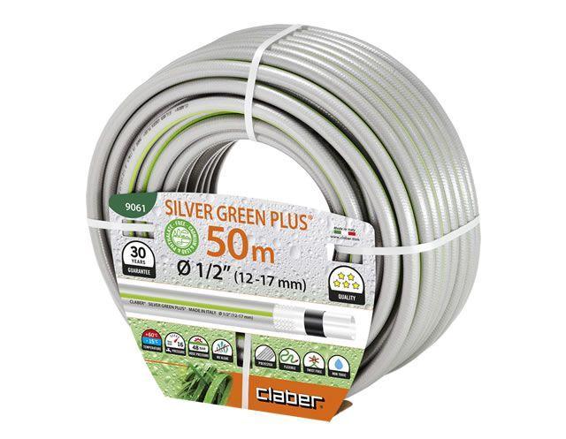 Come curare un giardino, modello di Tubo Silver Green Plus di Claber