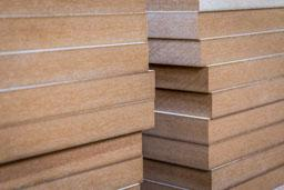 Pannelli MDF: un materiale versatile