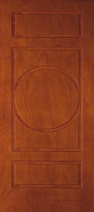 Rivestimento porta blindata con pannello in MDf modello 5 D prodotto da Dierre