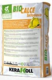 Intonaco eco-compatibile Biocalce Intonaco di Kerakoll