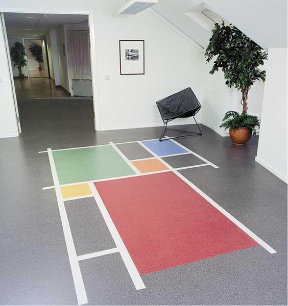 Soluzioni per pvc a colori