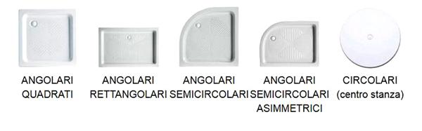 Tipologie di piatti doccia, by Iperceramica