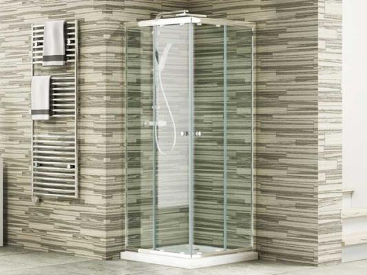 Posizionare il box doccia