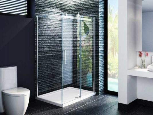 Posizionare il box doccia for Piani di cabina contemporanei