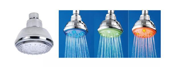 Soffione doccia colorato KLIOS di Leroy Merlin