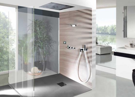 Soffioni doccia caratteristiche e prezzi - Soffione doccia soffitto ...